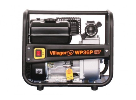 Моторна бензинска пумпа за вода